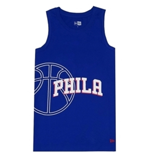 Philadelphia 76ERS Canotta Graphic