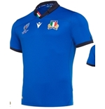 Italia Rugby Maglia Replica Home Japan World Cup Kid