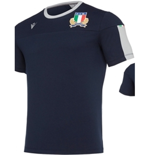 Italia Rugby T-SHIRT Player 2020