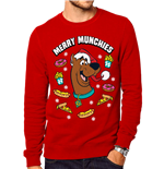 Scooby DOO: Merry Munchies (felpa Unisex )