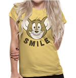 Tom And JERRY: Smile (T-SHIRT Unisex )