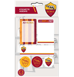 Imagicom Labrom02 - As Roma Sticky Labels Graphic