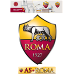 Imagicom Wallrom01 - As Roma Wall Sticker Logo 1 Foglio (50X70Cm)