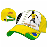 World Cup Legends: Brazil (Cappellino)