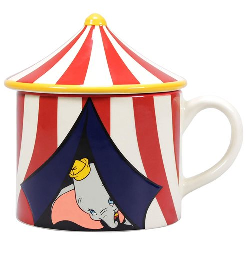 Dumbo - Circus Mug Shaped (Boxed)