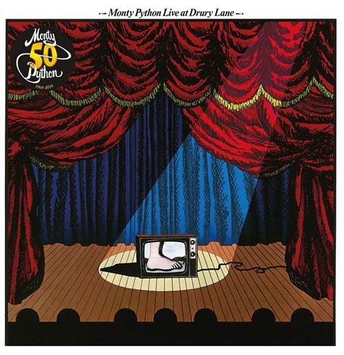 Vinile Monty Python - Live At Drury Lane