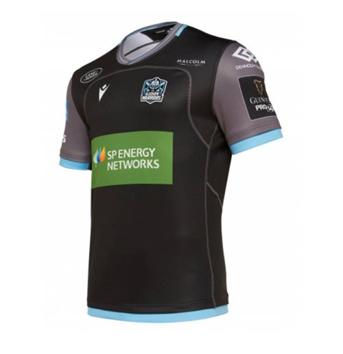 Maglia Glasgow Warriors 2019-2020 Home