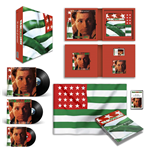 "Vinile Vasco Rossi - Non Siamo Mica Gli Americani! (40 Rplay) (Deluxe Limited Numbered Edition) (Lp+7""+Cd+K7+Book)"