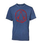 ASSASSIN'S CREED: Faux Denim Multicolor (T-SHIRT Unisex )