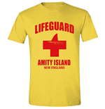 JAWS: Amity Island Lifeguard Yellow (T-SHIRT Unisex )