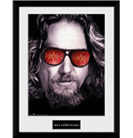 The Big Lebowski: The Dude (Stampa In Cornice 30x40cm)