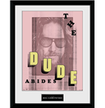 The Big Lebowski: Abides (Stampa In Cornice 30x40cm)
