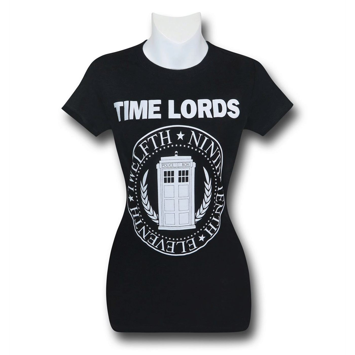T-shirt Doctor Who da donna