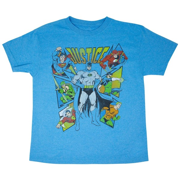T-shirt Justice League unisex