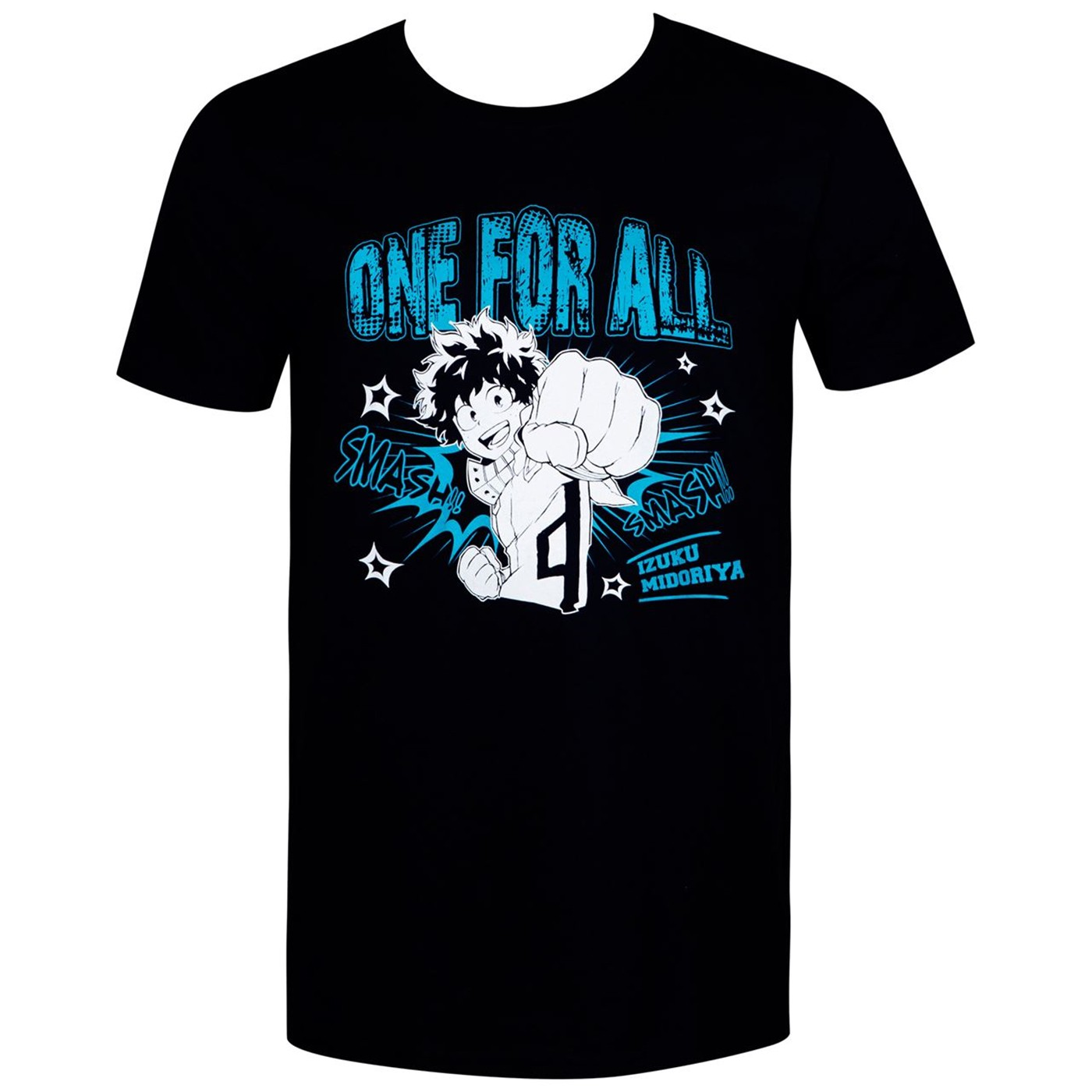 T-shirt My Hero Academia da uomo