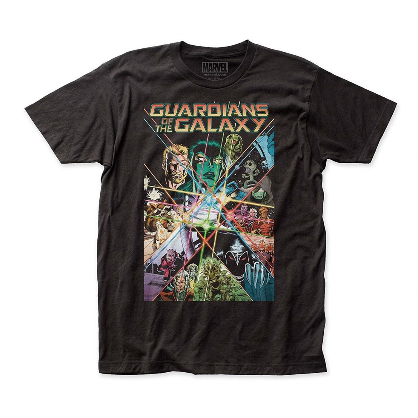 T-shirt Guardians of the Galaxy da uomo