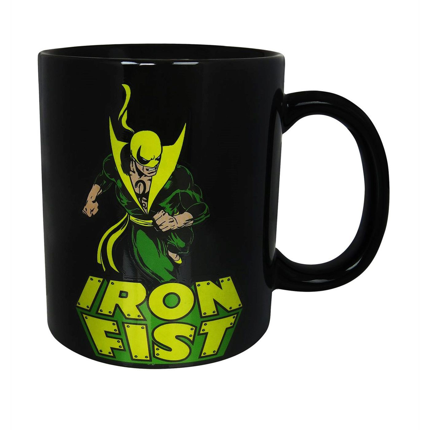 Tazza Iron Fist