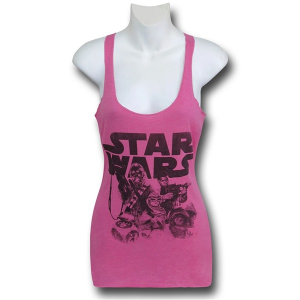 Top Star Wars da donna