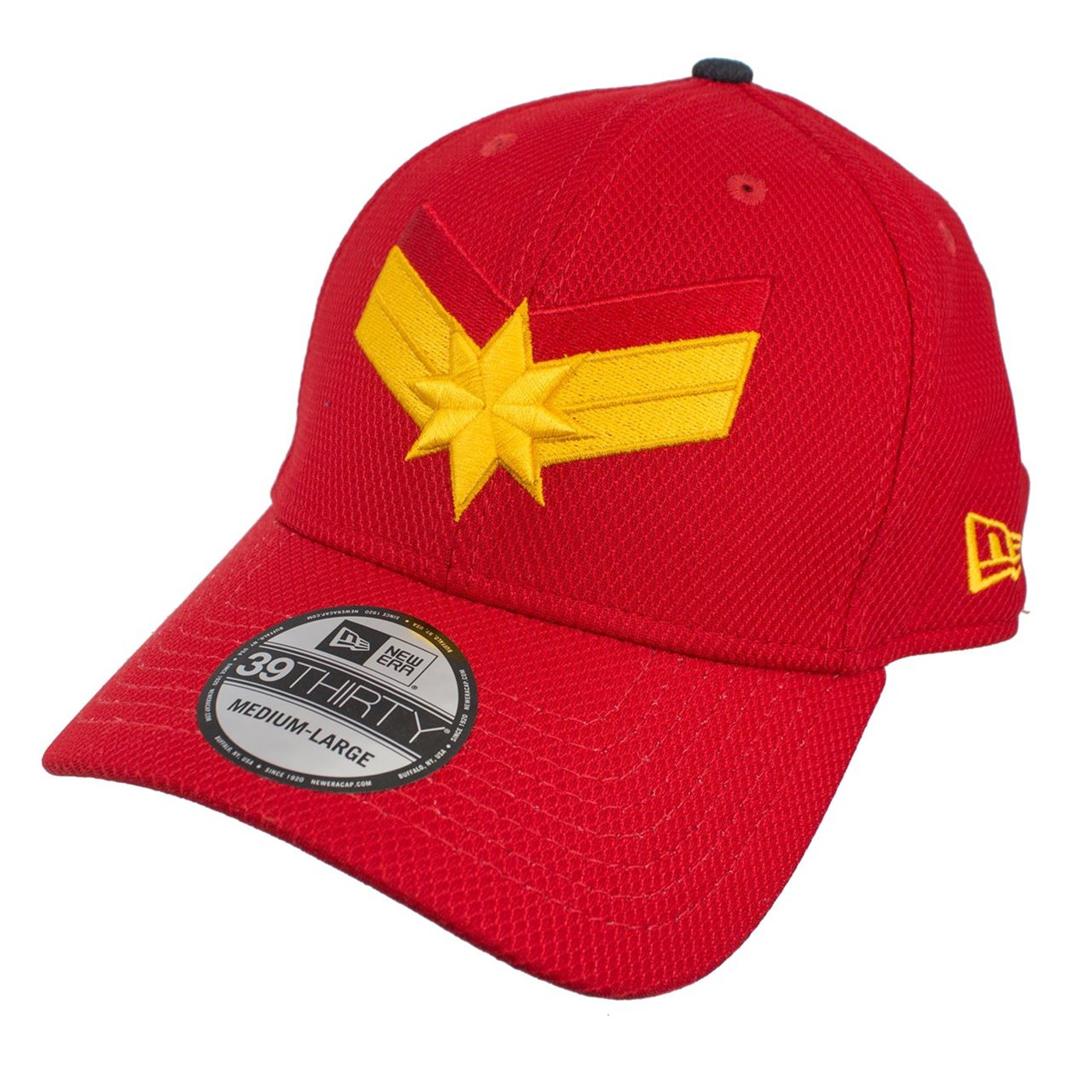 Cappellino Captain Marvel unisex