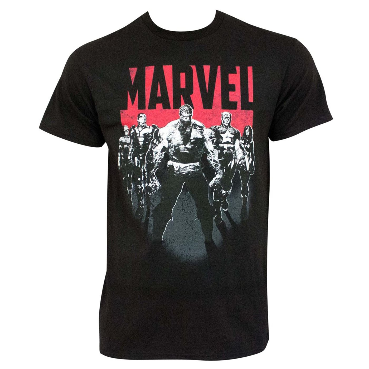 T-shirt The Avengers da uomo
