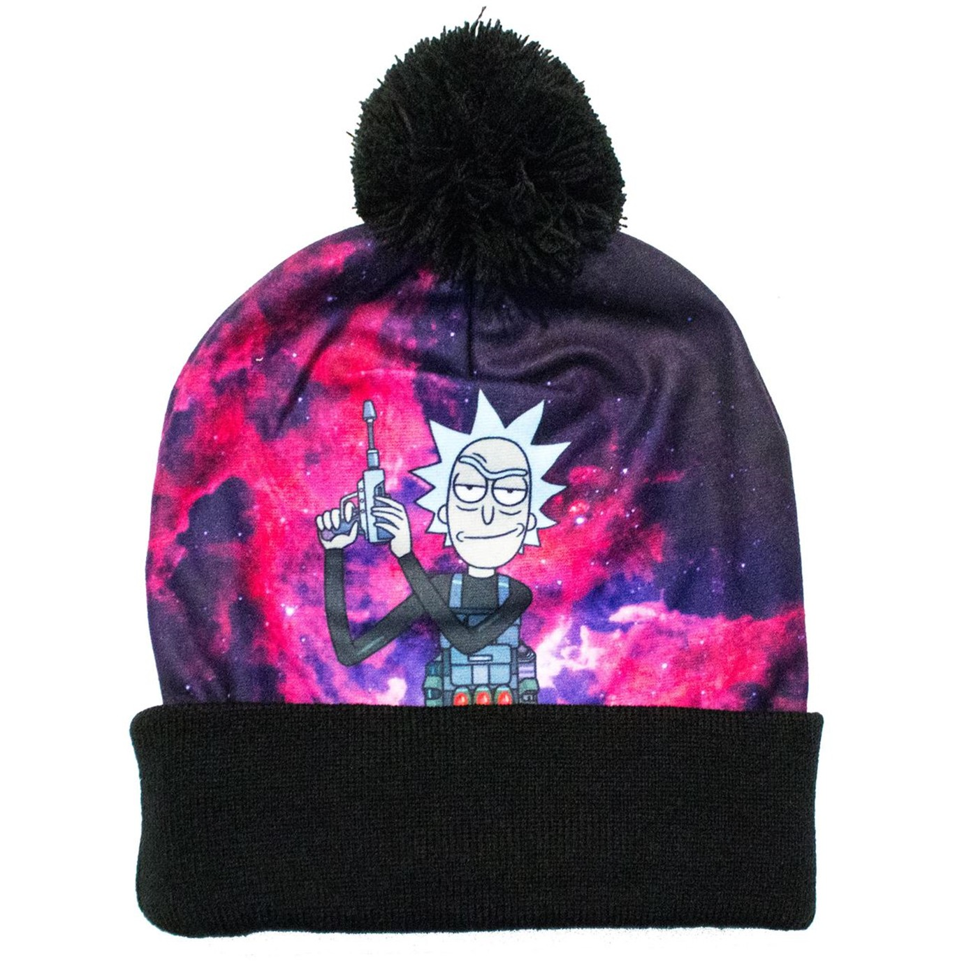 Cappellino Rick and Morty