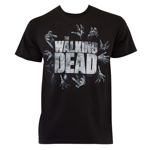 T-shirt The Walking Dead da uomo