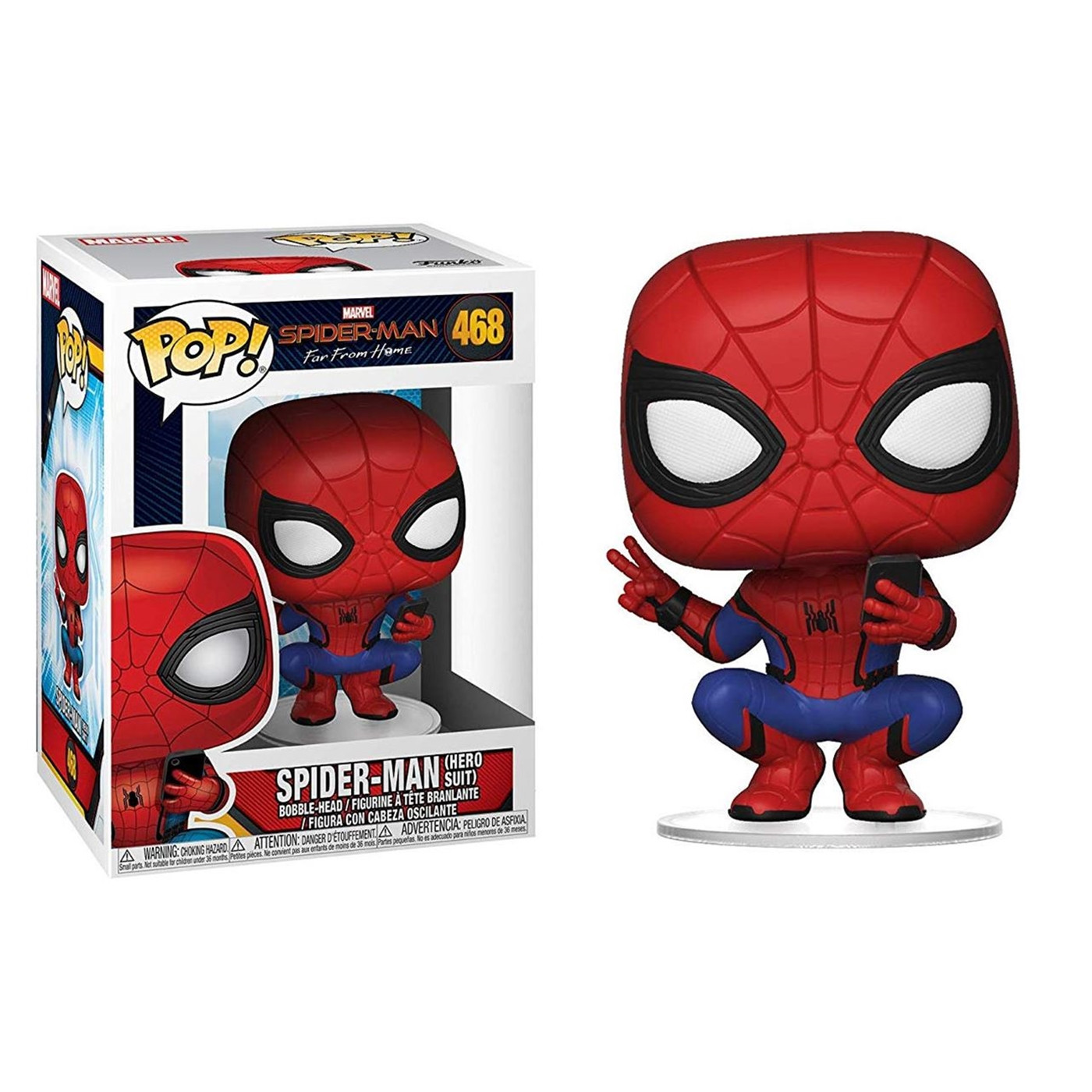 Funko Pop Spider-Man