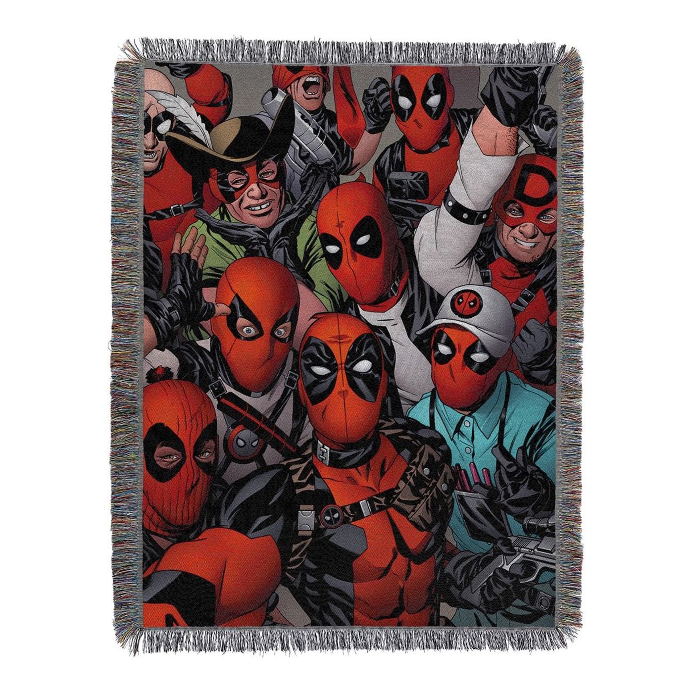 Accessori letto Deadpool