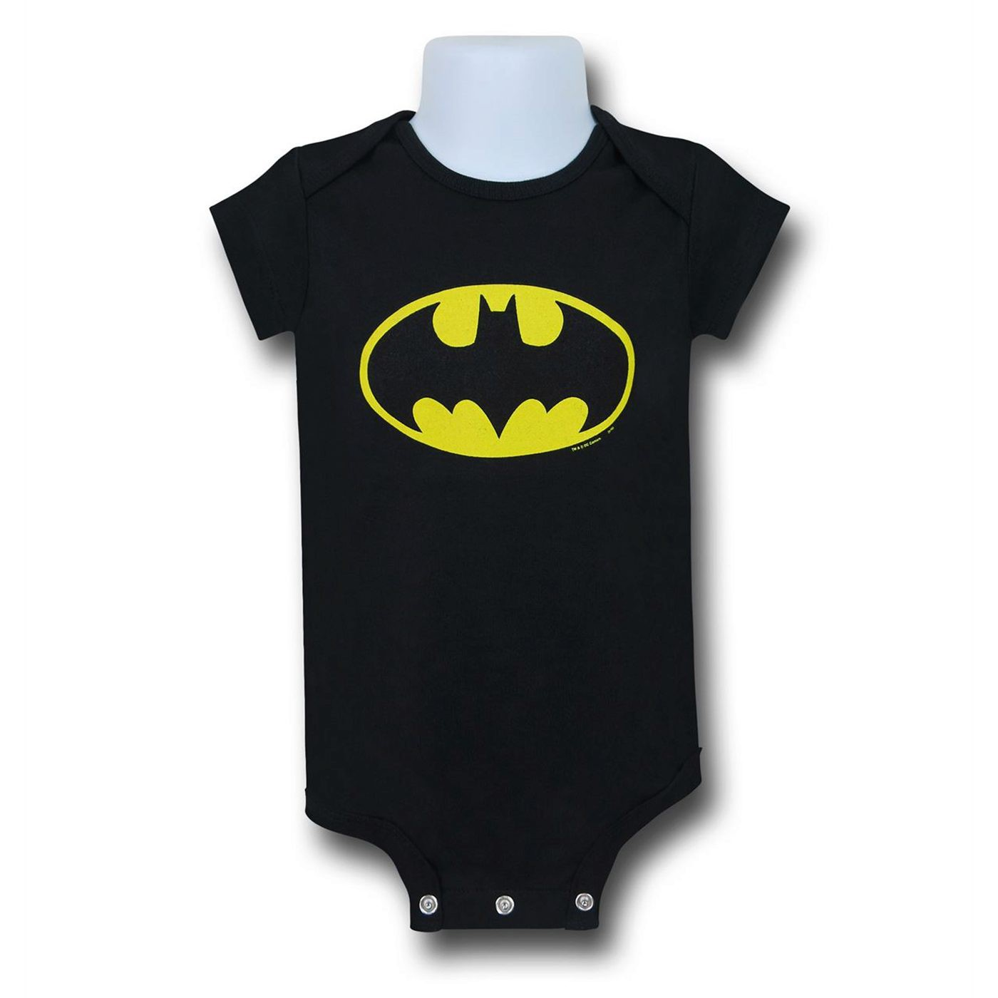 Body neonato Batman da neonati