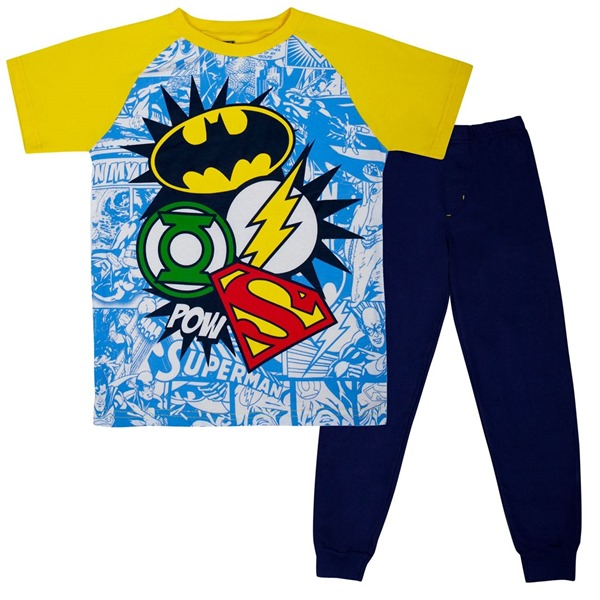 T-shirt Justice League da bambini