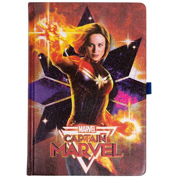 Libro Captain Marvel