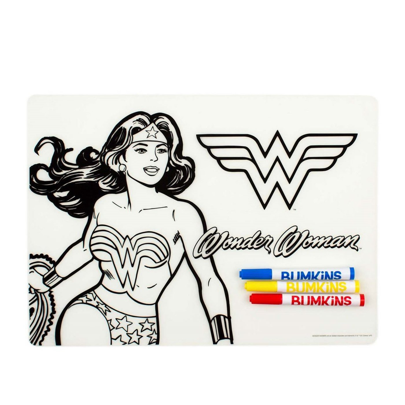 Tatuaggi Wonder Woman