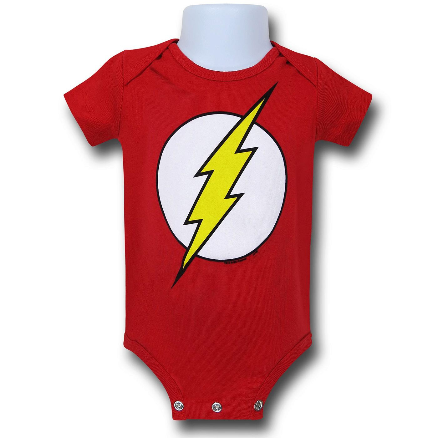 Body neonato The Flash da neonati