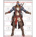 Action Figure Assassin Creed S.5 Connor Revolution Af
