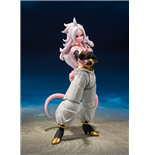 Action Figure Dragon Ball Fighter Z Android 21 S.H.F