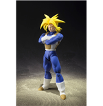 Action Figure Dragon Ball Z Trunks Super Saiyan Figu