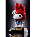 Action Figure Hello Kitty My Melody Chogokin