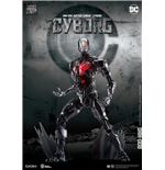 Action Figure Justice League Cyborg Dah