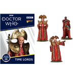 Miniature E Modellismo Doctor Who Time Lords