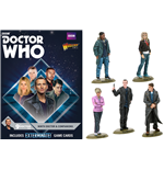 Miniature E Modellismo Doctor Who 9th Doctor And Companions