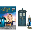 Miniature E Modellismo Doctor Who 13TH Doctor And Tardis