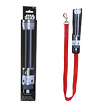 Accessori Sw Darth Vader Led Lightsaber Dog Lead