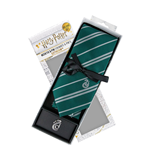 Cravatta Hp Slytherin Necktie Dlx Box Set