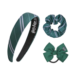 Accessori Abbigliamento Hp Slytherin Headband Classic Set
