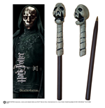 Penna Hp Death Eater Wand Pen And Bookmark