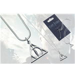 Collana Hp Deathly Hallows Necklace