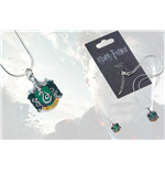 Collana Hp Slytherin Necklace