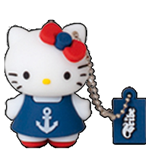 Usb Flash Drive 4gb Hello Kitty Sailor