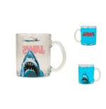 Tazza Jaws Transparent Mug