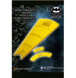 Accessori Bmg Batman Miniature Game Templates